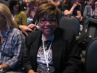 Teresita Glasgow at Catalyst Conference